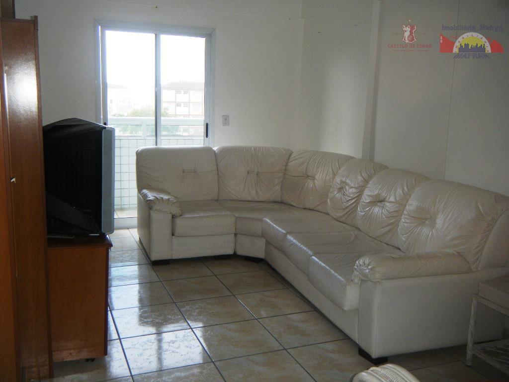 Apartamento residencial à venda, Boqueirão, Praia Grande - AP0788.