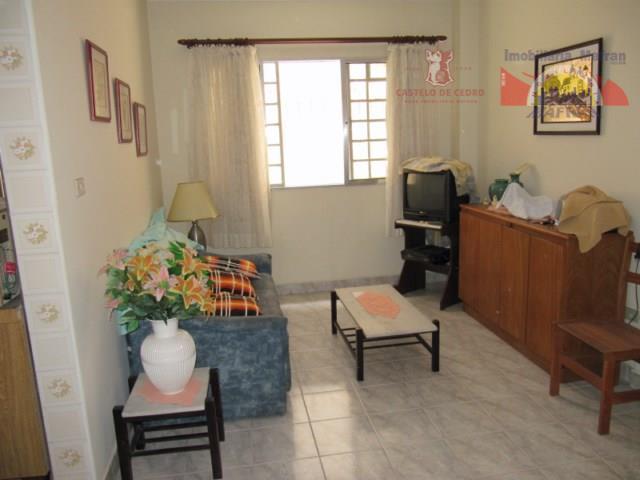 Apartamento residencial à venda, Vila Guilhermina, Praia Grande - AP0756.