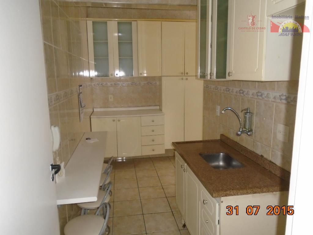 Apartamento residencial à venda, Canto do Forte, Praia Grande - AP1061.