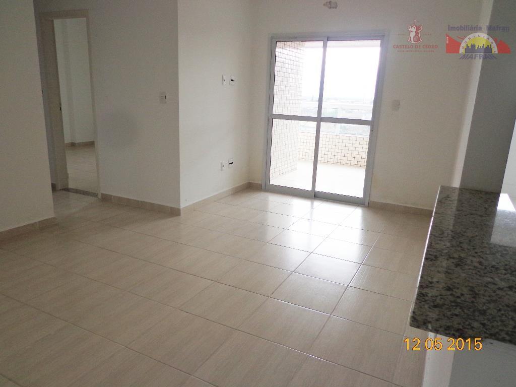 Apartamento residencial à venda, Cidade Ocian, Praia Grande - AP1085.