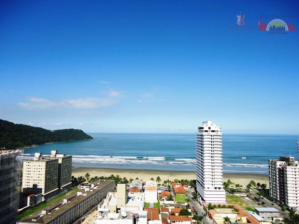 Apartamento residencial à venda, Canto do Forte, Praia Grande - AP0076.