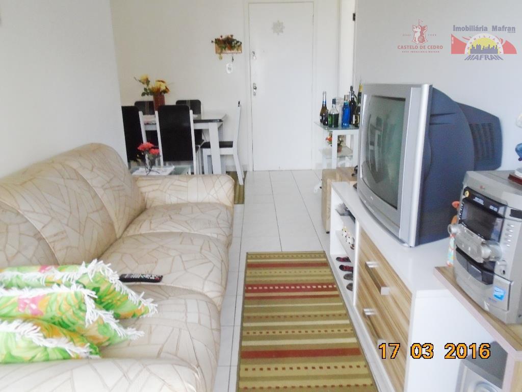 Apartamento residencial à venda, Canto do Forte, Praia Grande - AP1442.
