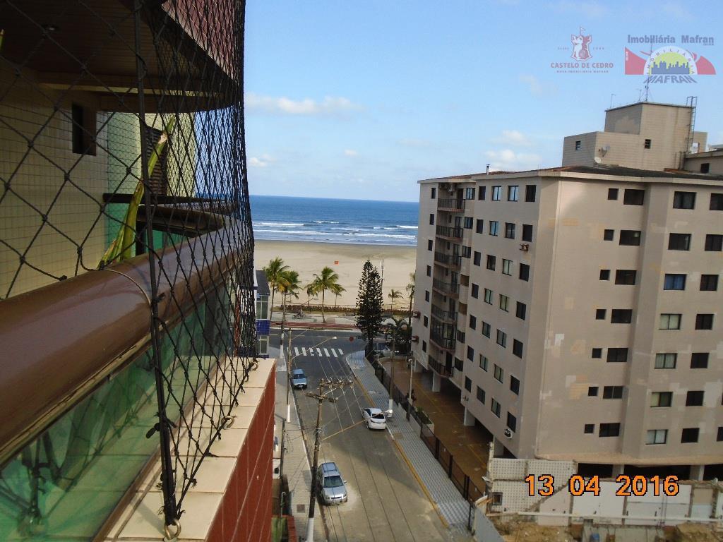 Apartamento residencial à venda, Campo da Aviação, Praia Grande - AP1497.