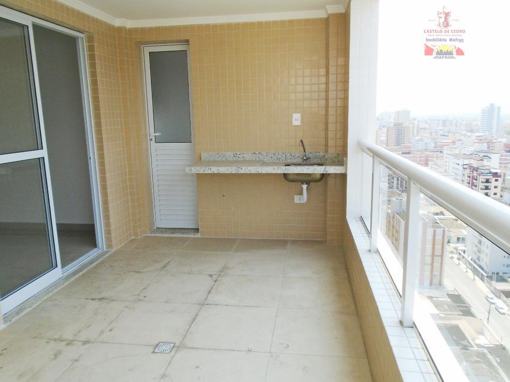 Apartamento residencial à venda, Canto do Forte, Praia Grande - AP0072.
