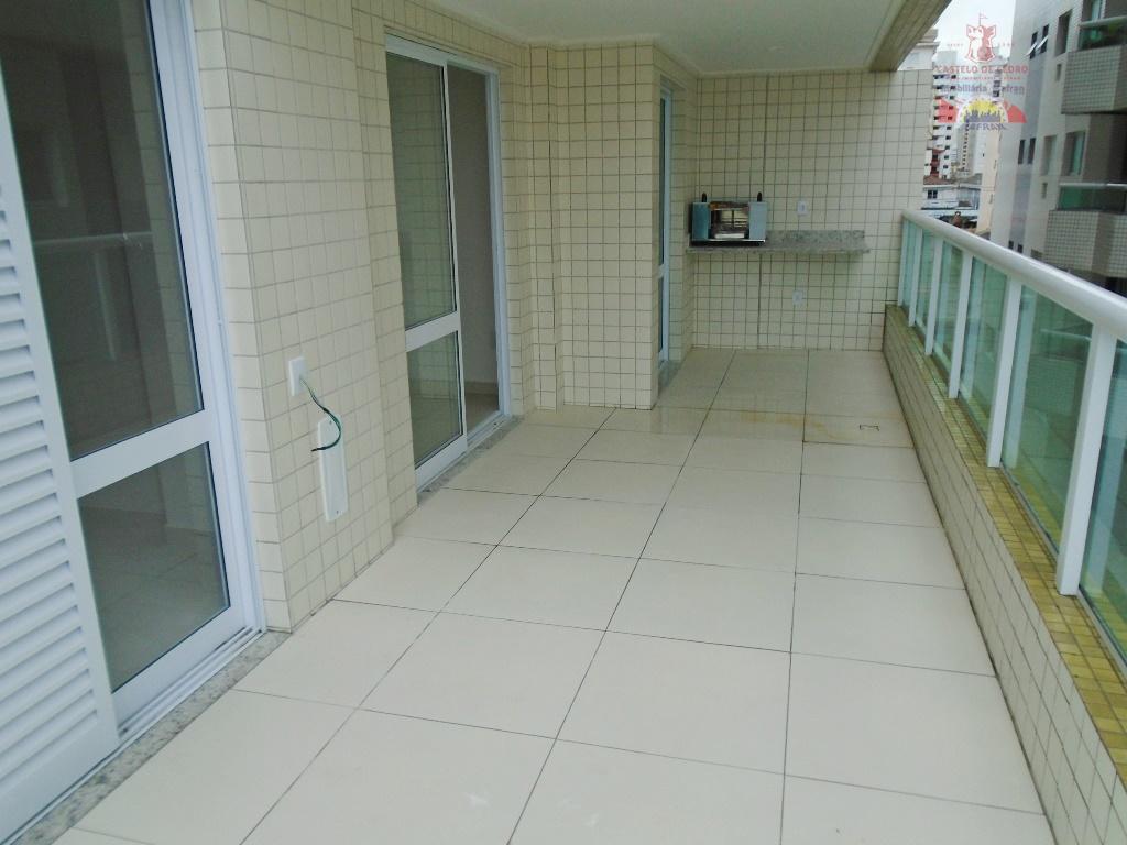 Apartamento Garden residencial à venda, Vila Guilhermina, Praia Grande.