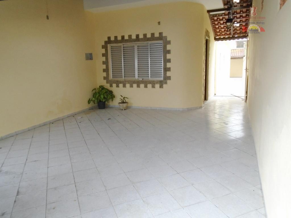Casa residencial à venda, Vila Guilhermina, Praia Grande.