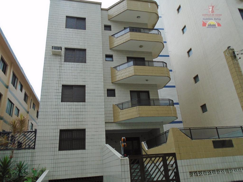 Apartamento Reformado 1 Dorm na 1º quadra da praia- Vila Tupi