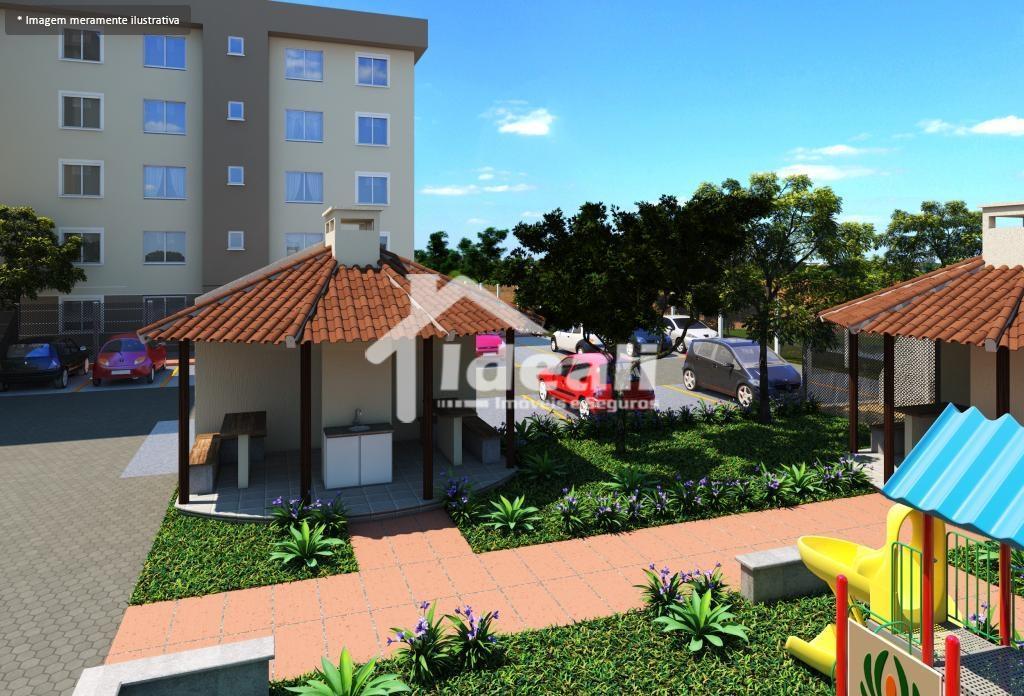 Apartamento residencial à venda, Feitoria, São Leopoldo.