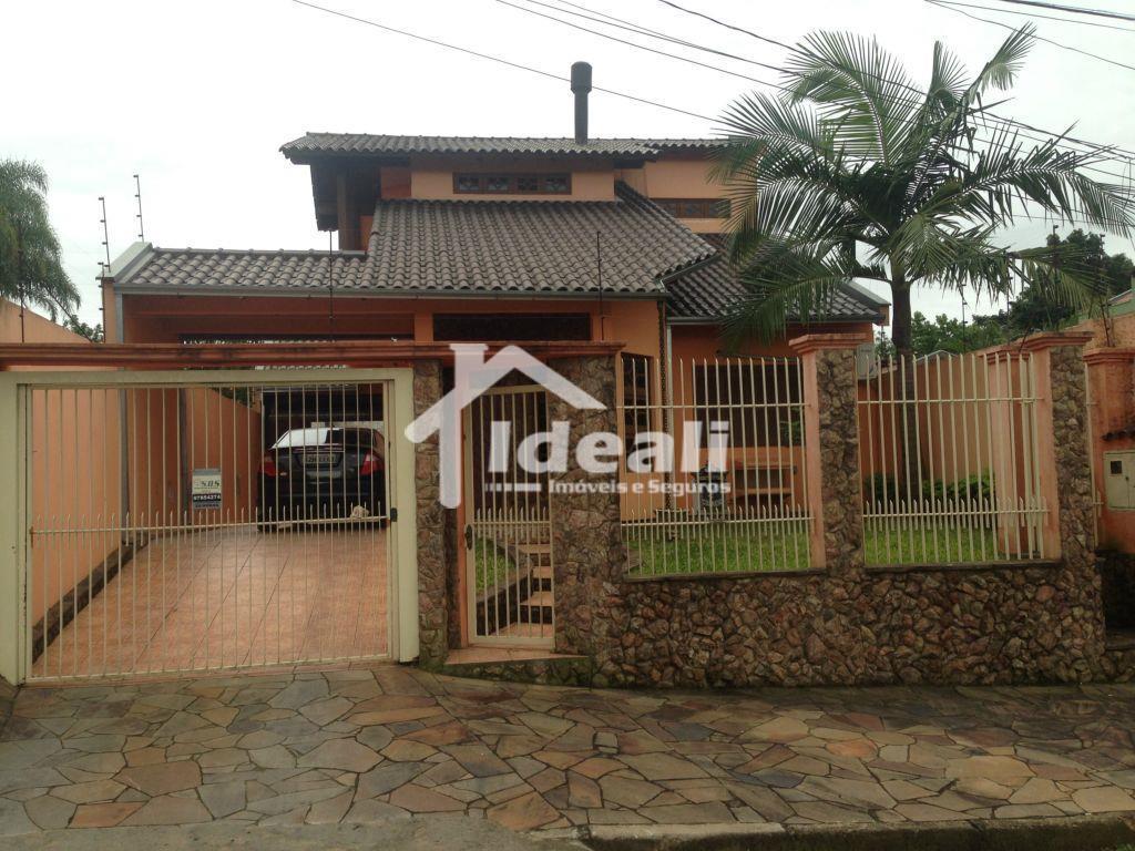 Casa residencial à venda, Paraíso, Sapucaia do Sul.