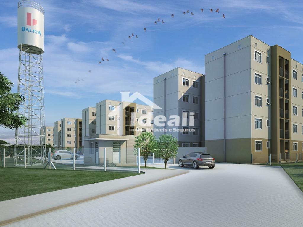 Apartamento residencial à venda, Lomba da Palmeira, Sapucaia do Sul.