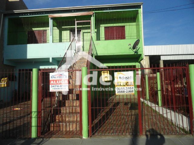 Casa residencial para locação, Nova Sapucaia, Sapucaia do Sul.
