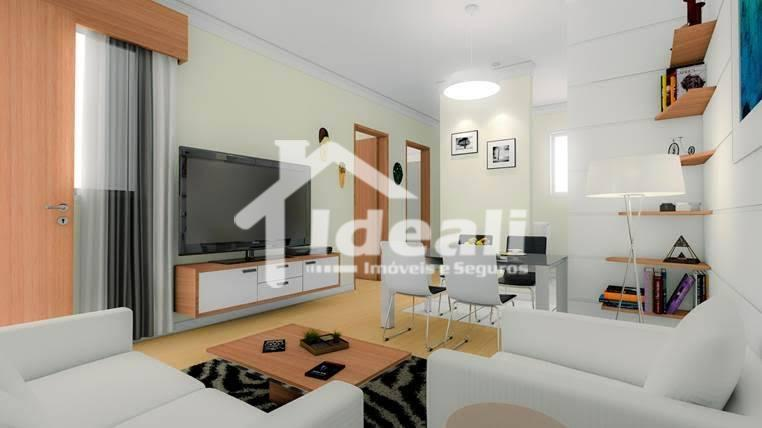 Apartamento  residencial à venda, Olímpica, Esteio.
