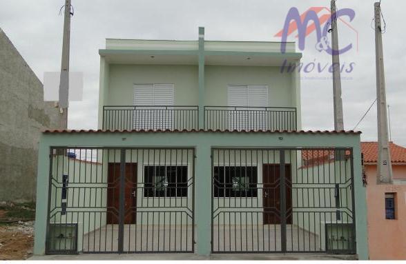Sobrado  residencial à venda, Jardim Santa Madre Paulina, Sorocaba.