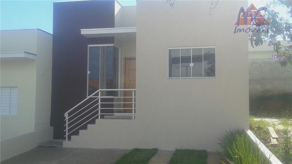Casa  residencial à venda, Condomínio Horto Florestal II, Sorocaba. Aceita Permuta de terreno de menor valor !!!