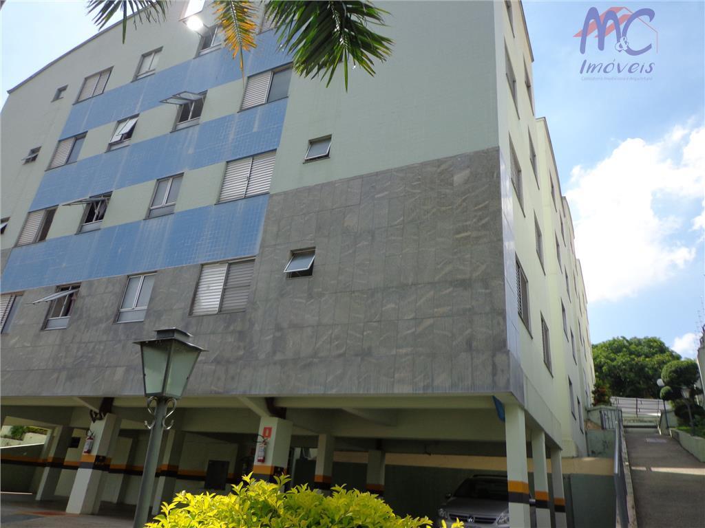 Apartamento residencial para locação, Vila Trujillo, Sorocaba.