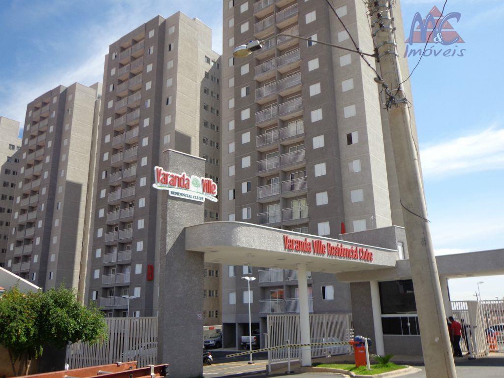 Apartamento  residencial para locação, Jardim Wanel Ville IV, Sorocaba.