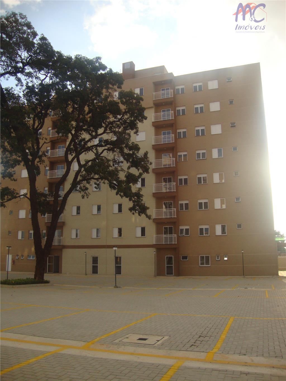 Apartamento  residencial para locação, Vila Angélica, Sorocaba.