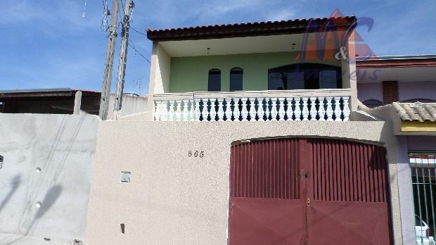 Casa  residencial para locação, Vila Barão, Sorocaba.