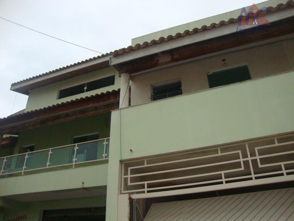 Sobrado  residencial para locação, Jardim Wanel Ville V, Sorocaba.