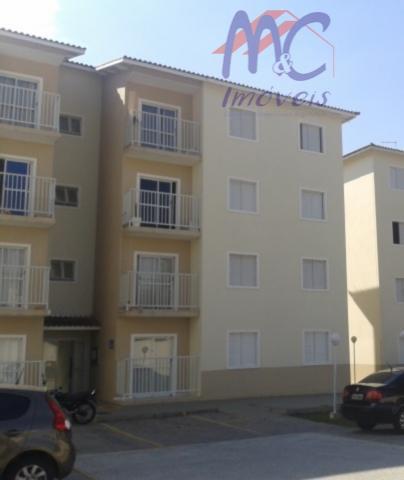 Apartamento  residencial para locação, Jardim Vera Cruz, Sorocaba.