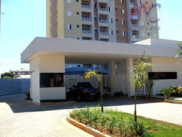 Apartamento  residencial à venda, Residencial Passeo, Sorocaba.