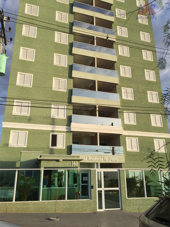 Apartamento residencial para locação, Jardim Gonçalves, Sorocaba - AP0385.