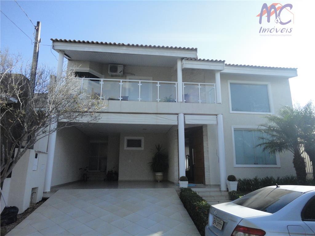 Sobrado  residencial para venda e locação, Condomínio Mirante de Ipanema, Sorocaba.