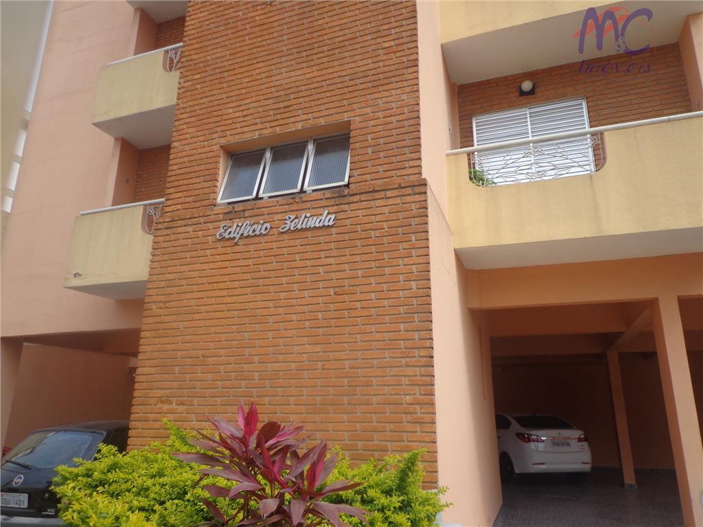Apartamento  residencial para venda e locação, Vila Barão, Sorocaba.