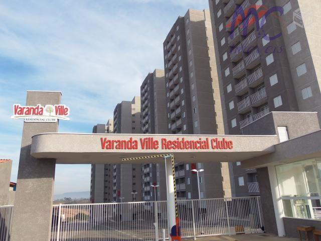 Apartamento  residencial à venda, Jardim Wanel Ville IV, Sorocaba.