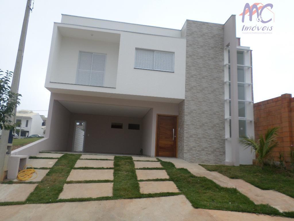 Sobrado  residencial para venda e locação, Condomínio Horto Florestal IV, Sorocaba.