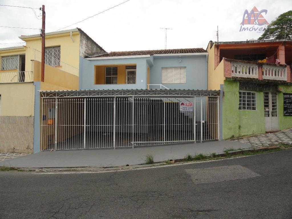 Casa  residencial para locação, Vila Carvalho, Sorocaba.