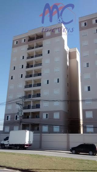 Apartamento residencial à venda, Condomínio Villa Sunset, Sorocaba.