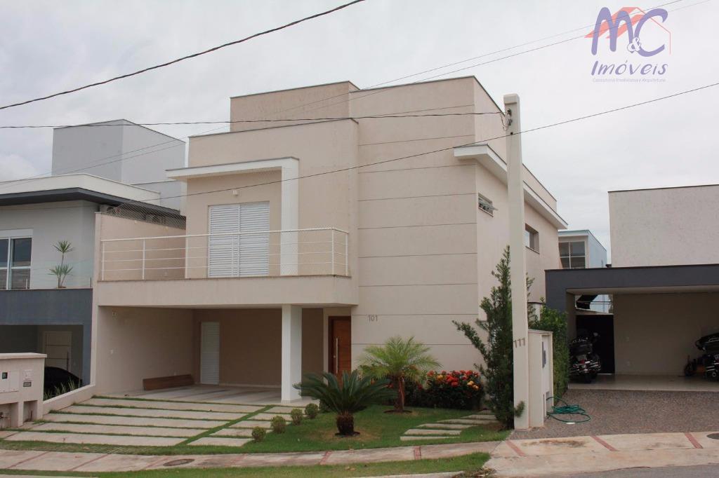 Casa  residencial à venda, Jardim Residencial Giverny, Sorocaba.