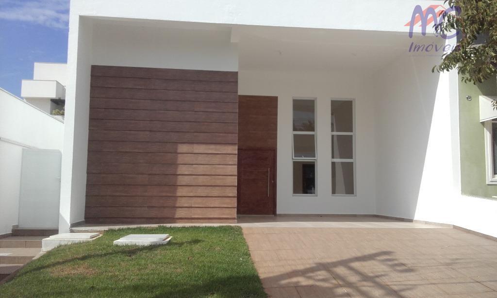 Casa residencial para locação, Condomínio Ibiti Royal Park, Sorocaba.