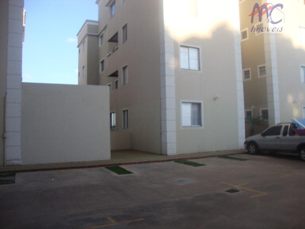 Apartamento  residencial para locação, Vila Carvalho, Sorocaba.