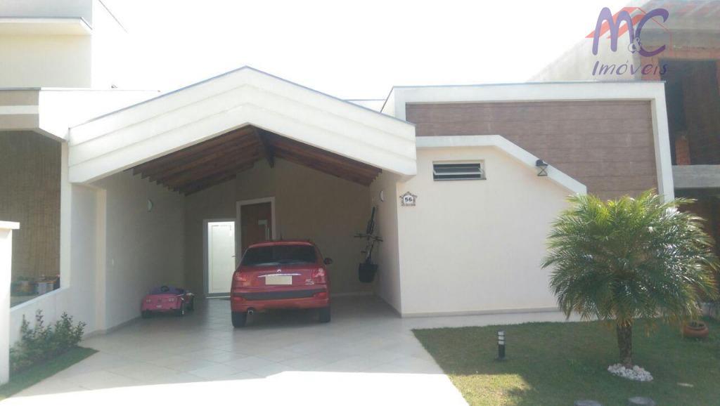 Casa  residencial para venda e locação, Condomínio Ibiti Royal Park, Sorocaba.