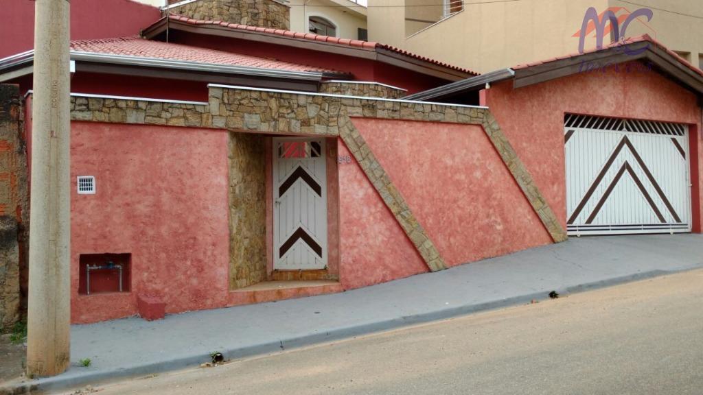 Casa residencial à venda, Jardim Simus, Sorocaba - CA0798.