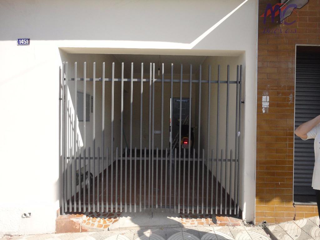 Casa  residencial para locação, Vila Santa Rita, Sorocaba.