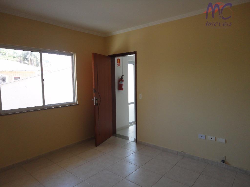 Apartamento residencial para locação, Jardim Ipê, Sorocaba.