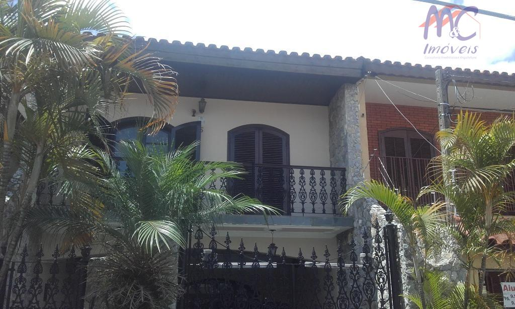 Sobrado residencial para venda e locação, Jardim Santa Luiza, Sorocaba.