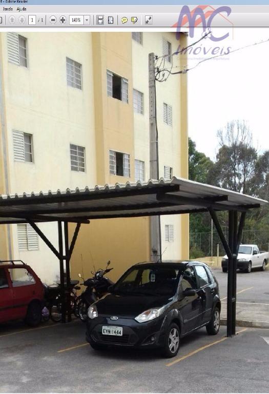 Apartamento residencial para locação, Parque São João, Votorantim.