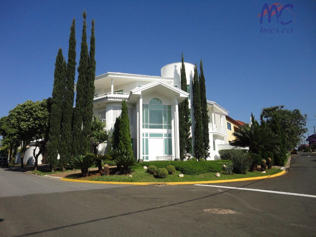 Sobrado residencial para locação, Condomínio Granja Olga III, Sorocaba.