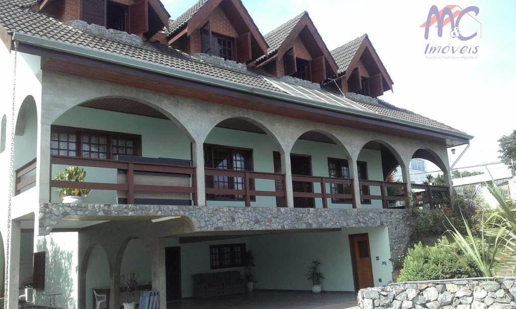 Sobrado residencial para venda e locação, Vila Odin, Sorocaba.
