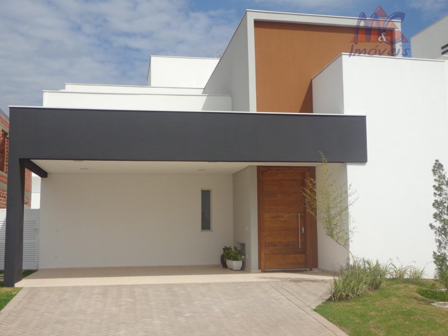 Sobrado residencial à venda, Condomínio Alphaville Nova Esplanada I, Votorantim.