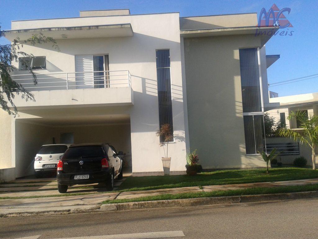 Sobrado  residencial à venda, Condomínio Golden Park Alpha, Sorocaba.