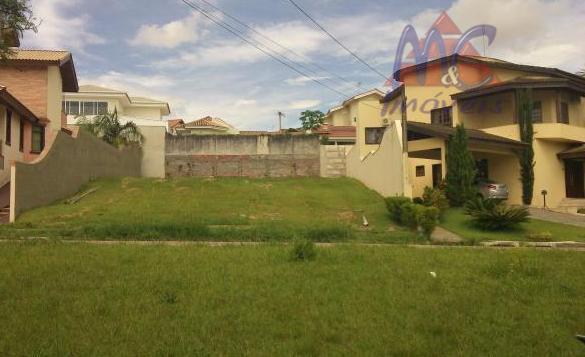 Terreno  residencial à venda, Condomínio Ibiti do Paço, Sorocaba.