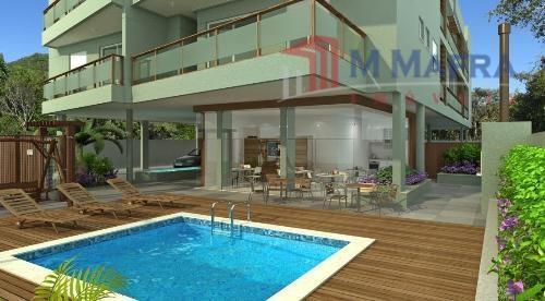 Apartamento à venda no Morro das Pedras, Florianópolis, Imóvel Financiável.