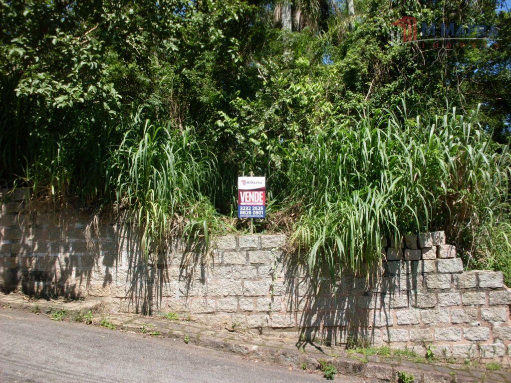 Terreno residencial à venda, Rio Tavares, Florianópolis