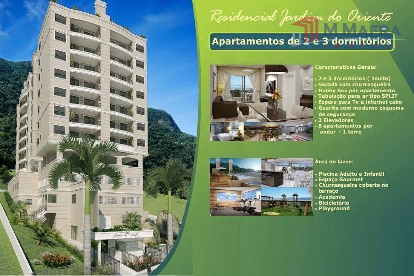 Apartamento à venda, João Paulo, Florianópolis. Imóvel Financiável
