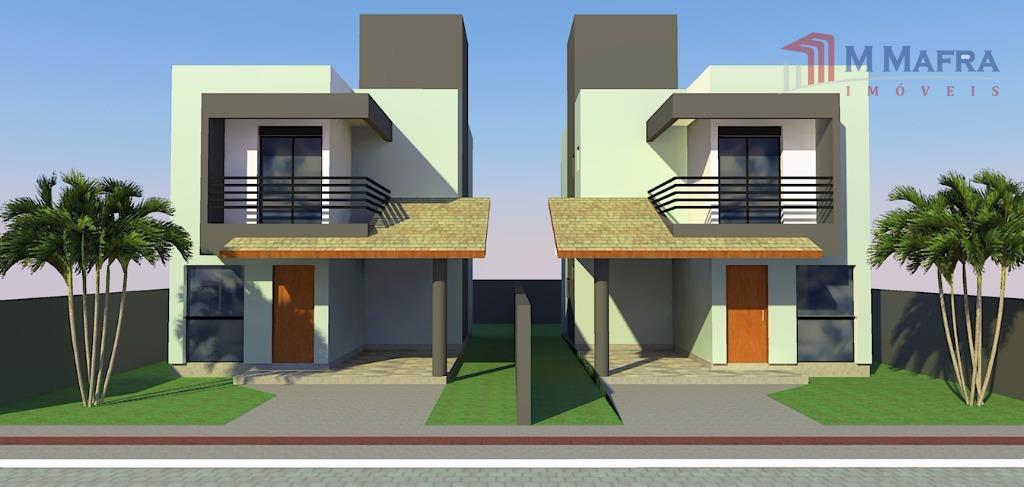 Casa à venda, Ribeirão da Ilha, Florianópolis, Financiável.